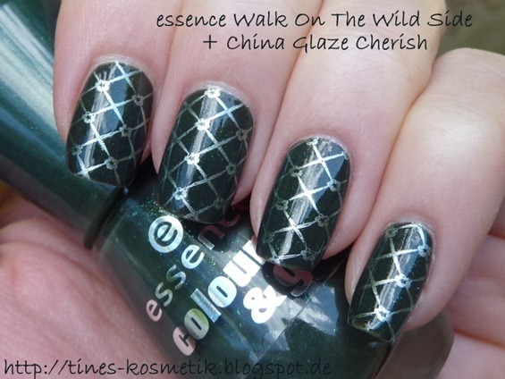 essence Walk On The Wild Side Stamping 3
