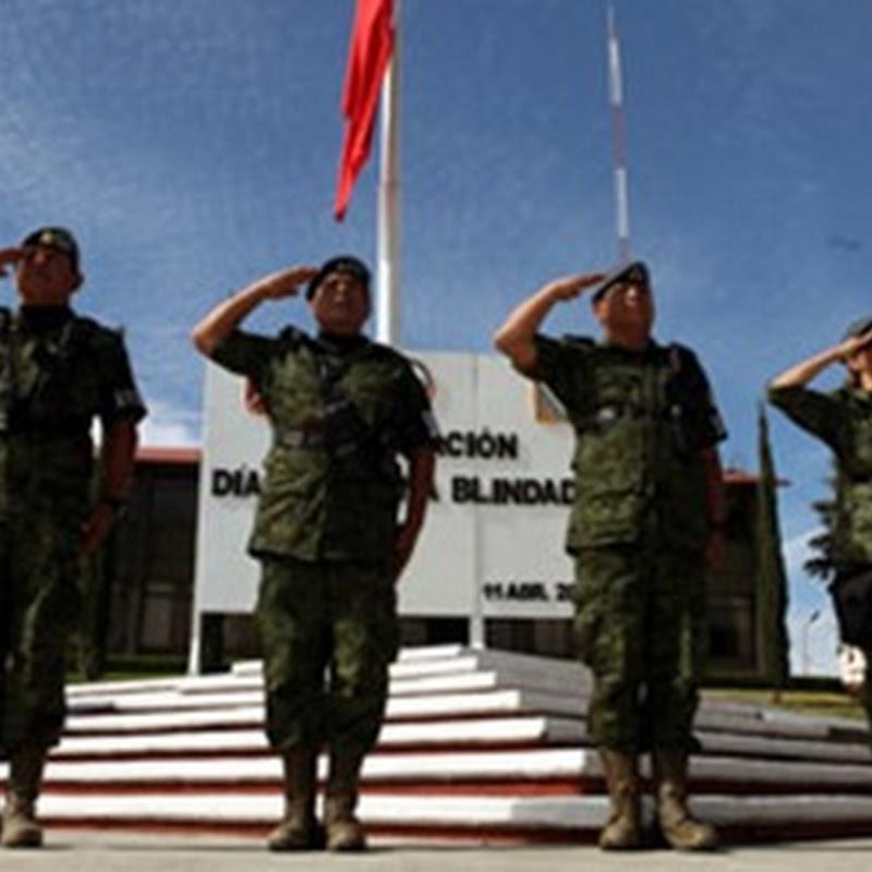 Día del Arma Blindada Mexicana