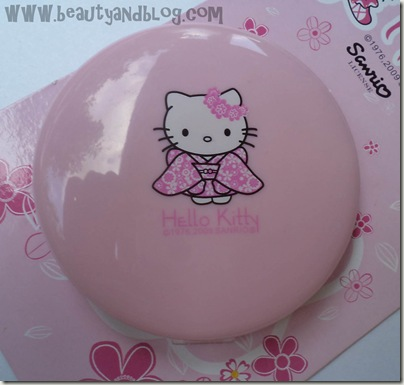 Review Hello Kitty LED Light Foldable Dual Mirror Beauty Gadgets From BudgetGadgets.com