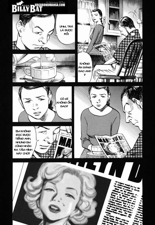 Billy Bat Chương 29: Bên trong Lee