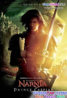 Biên Niển Sử Narnia 2: Hoàng Tử Caspian (2008) - Phim Mỹ