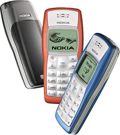 nokia 1100-cel mai bine vândut telefon
