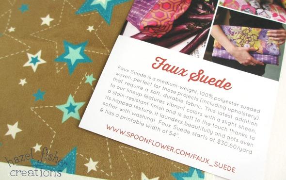 2014 July 08 spoonflower faux suede star fabric hazel fisher 2