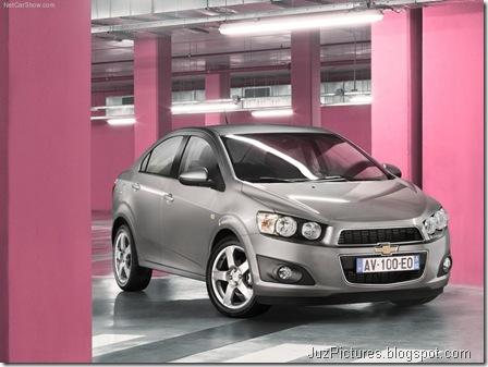 Chevrolet Aveo Sedan9