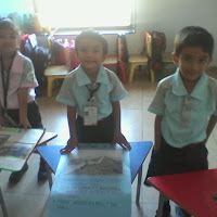 Pre-Primary On 30th Aug GDA Harni