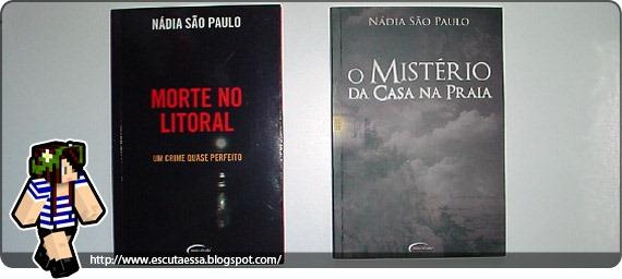 parceria livros - nádia são paulo