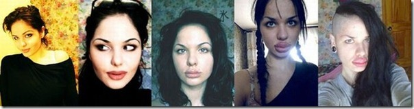 Transformação estranha de uma garota russa (12)