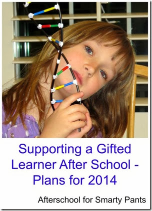 Supporting a Gifted Learner After School