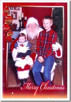 Santa photo 12