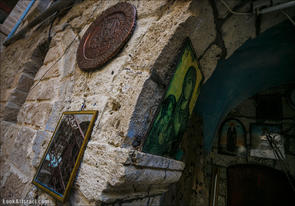 Монастырь святого Герасима (israel  путешествия пустыня монастыри и церкви иудея и самария  20130215 st gerasimus 021 5D3 8539)