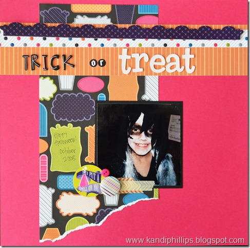 Trick or Treat Gwynie 1