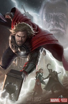 Thor Avengers สรุปข่าวรอบสัปดาห์ ภาพยนตร์ The Avengers [24-July-2011]