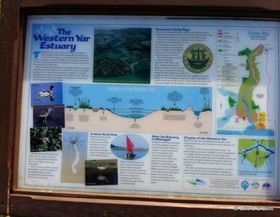 Western Yar estuary