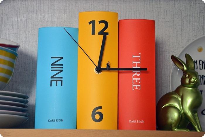 Zeit (02) meine neue Karlssonuhr