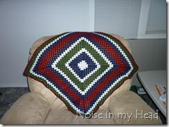 Baby Morton Granny Blanket 8-4-11