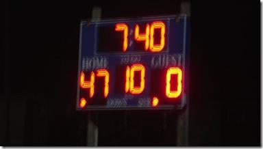 49ers score October 2011
