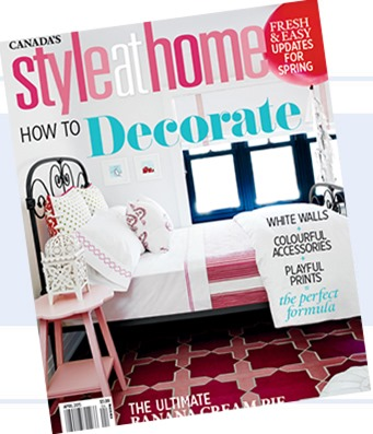 Style at Home April 2015 Issue www.simpleispretty.com