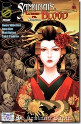 P00003 - Samurai's Blood #3 (de 6)