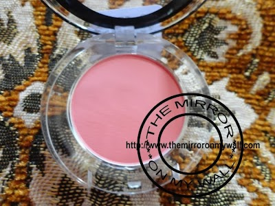 Oriflame Very Me Cherry My Cheeks - Sweet Coral