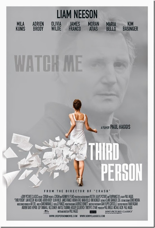 THIRD PERSON - Official Poster