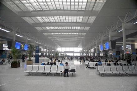 Shanghai Railway Station 8623w
