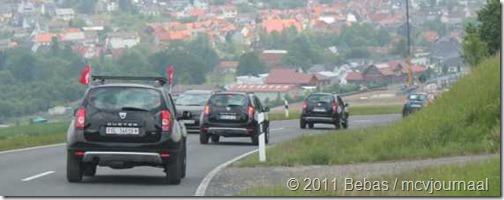 Dacia Duster meeting Kassel 2011 23