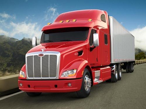 camiones peterbilt 587