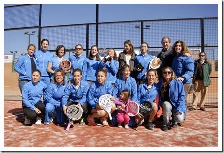 Club Chamartin Campeonas Madrid por Equipos 1ª Categoría 2014 [800x600]