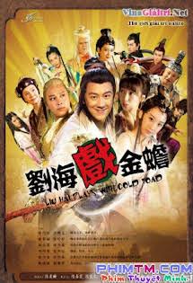 Lưu Hải Hí Kim Thiền - Liu Hai Plays With Gold Toad Tập 53End