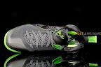 nike lebron 9 gr black green dunkman 3 09 Another Look at Nike LeBron Dunkman   Different Version