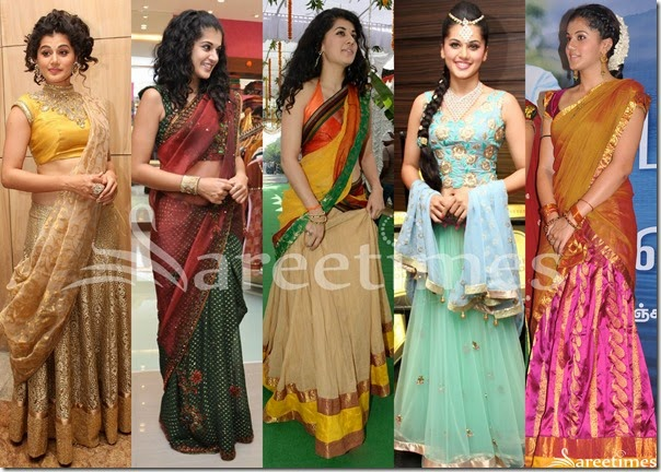 Taapsee_Saree_Collection