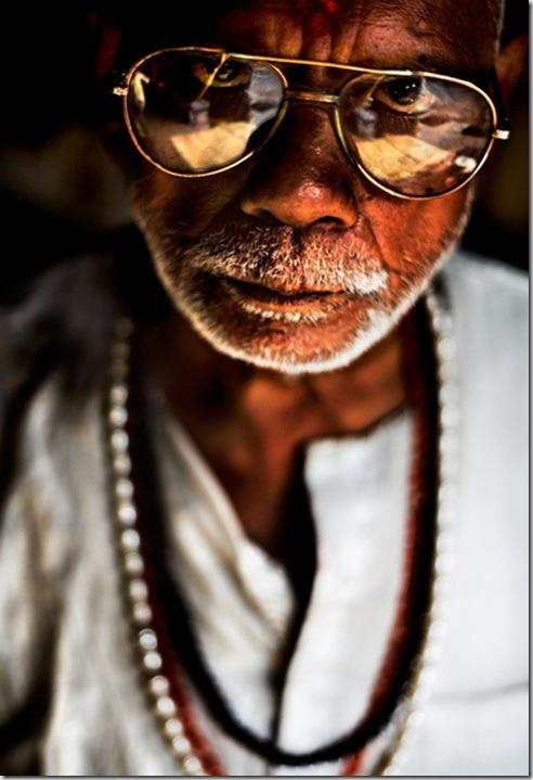 Portrait 6, Varanasi, Utar Pradesh
