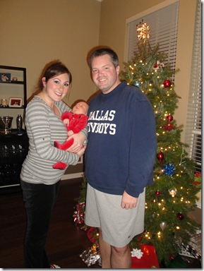 2.  Lowrys on Christmas Day 2011