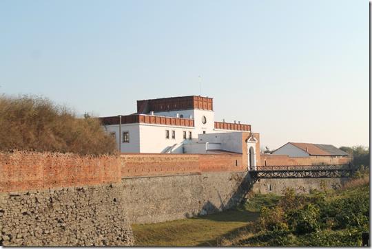 Замок Дубно