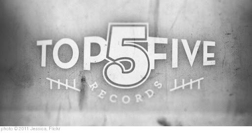 'Top 5 Records' photo (c) 2011, Jessica - license: http://creativecommons.org/licenses/by-nd/2.0/