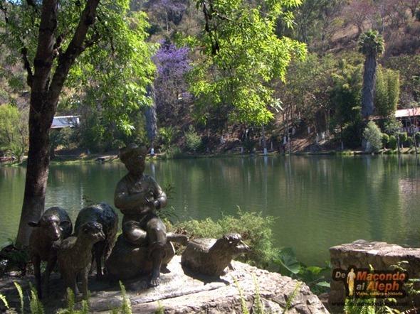 Ruta Juarez Guelatao Oaxaca  1