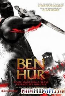 Truyền Thuyết Đức Chúa Trời - Ben Hur