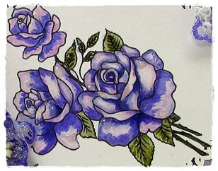 Purple Roses 2015 c