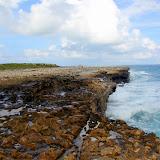 Powerful Ocean Waves At Devil's Bridge (Shot 7 of 14) - St. George's, Antigua