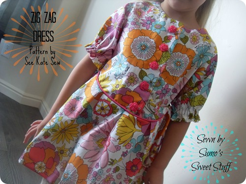 Sumo's Sweet Stuff - Zig Zag Pattern by See Kate Sew #sewing #pattern