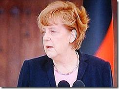 Mal - Vinda Angela Merkel.Nov.2012