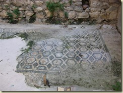 Mosaic in Palace (Small)
