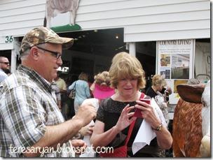 Country Living Fair Rhinebeck NY 2013 phone photos