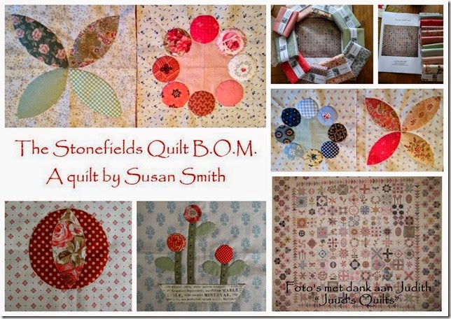 Collage Stonefields Quilt
