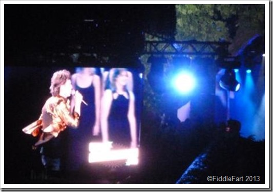 Rolling Stones Hyde Park 13th July 2013. 3