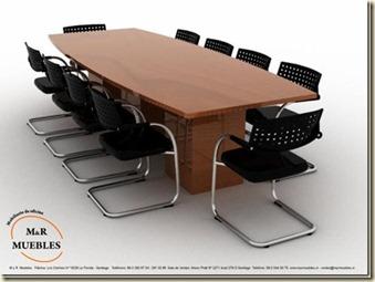 mesas de reuniones para oficinas9