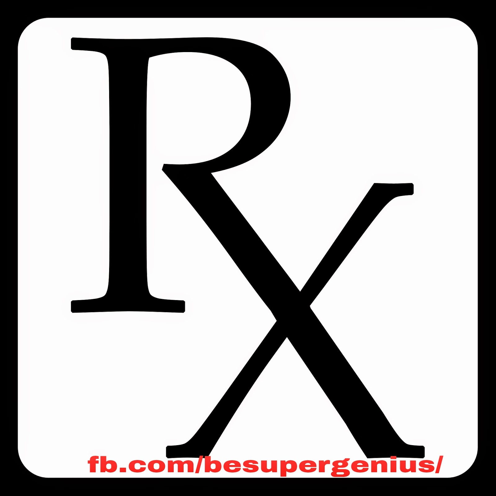 Super genius meaning of rx on medical prescription an alternative theory however is the belief that the rx symbol evolved from the eye of horus an ancient egyptian symbol associated with healing powers biocorpaavc Images