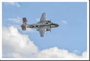 """B-25J """"MITCHELL"""" Panchito"""