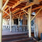 Xudum Lodge, Speisebereich © Foto: Ulrike Pârvu | Outback Africa Erlebnisreisen