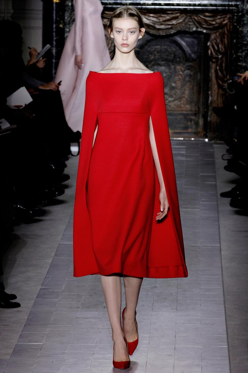 Valentino Red Dress